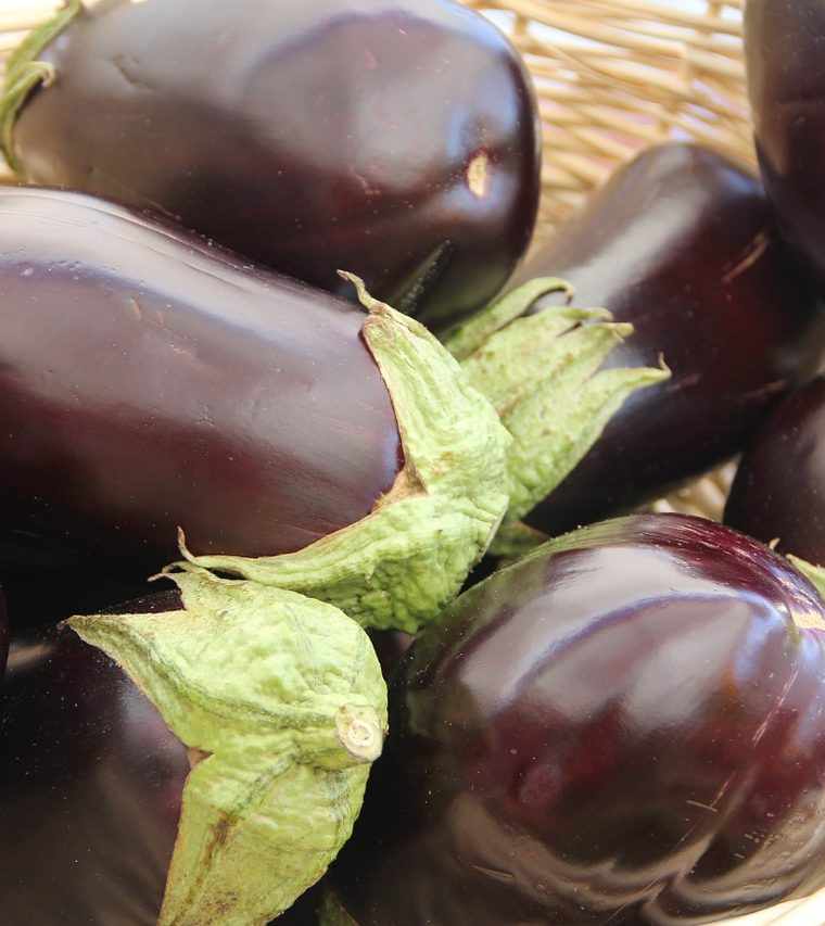Love the aubergine!