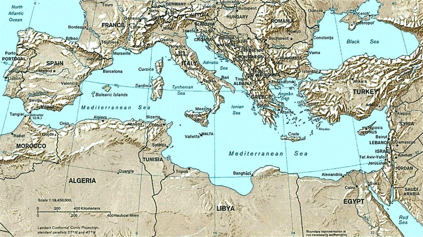 Mediterranean Diet and Heart Disease