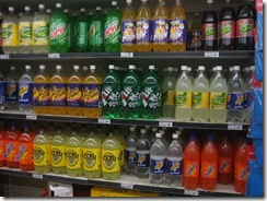 Soft drinks–new research
