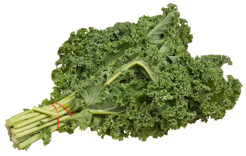 November: Kale
