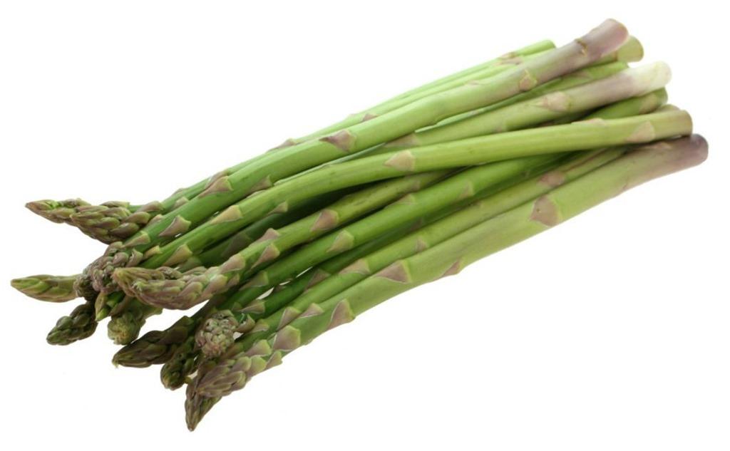 May: Asparagus