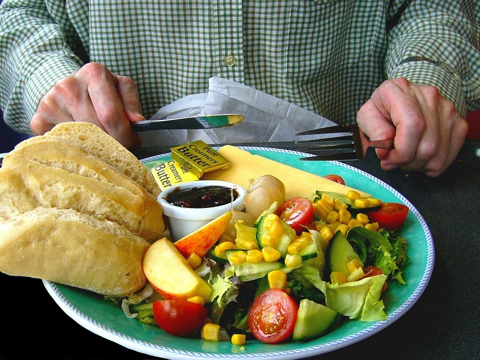 No link between appetite and calorie intake