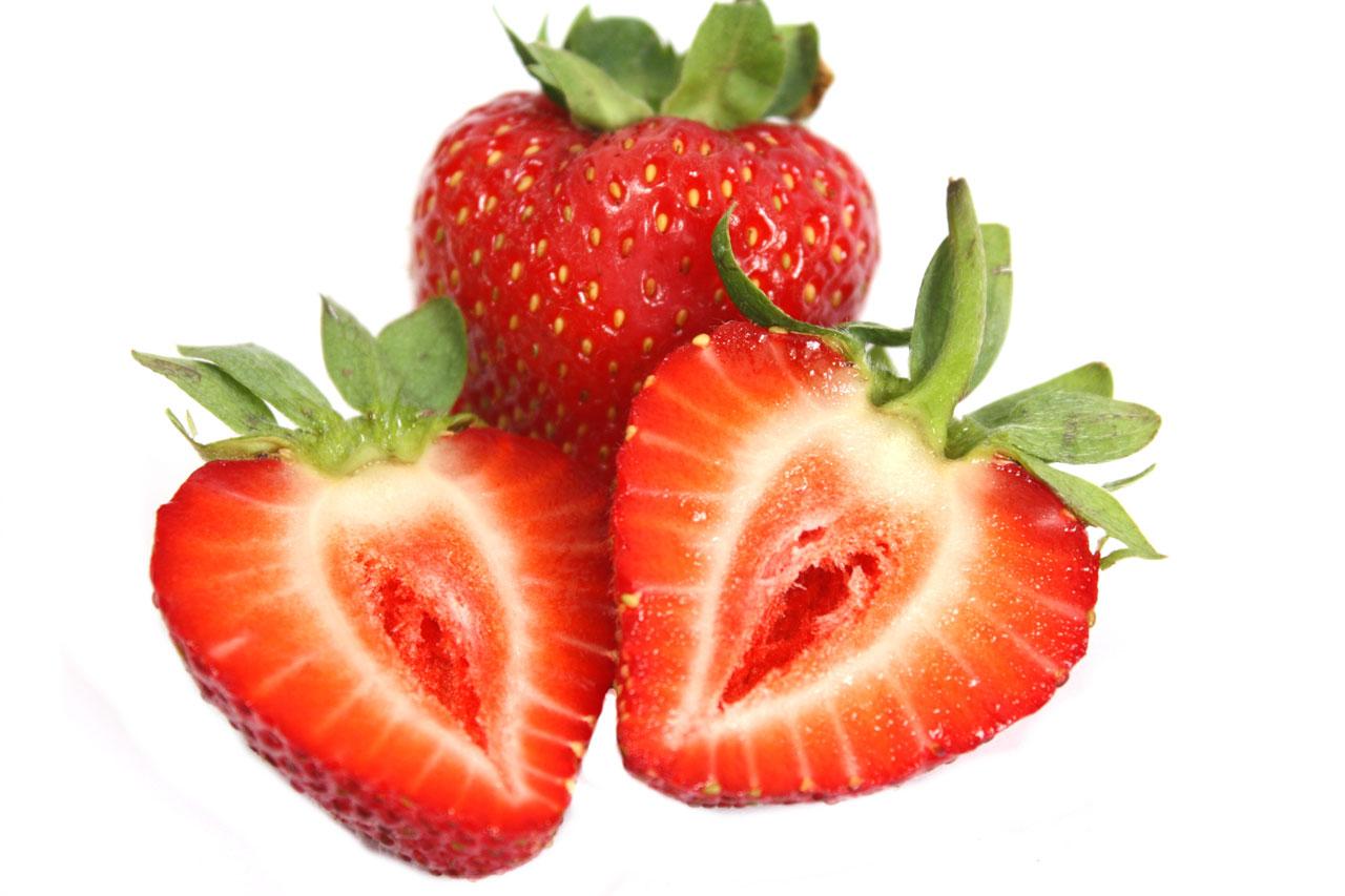 June: Strawberries