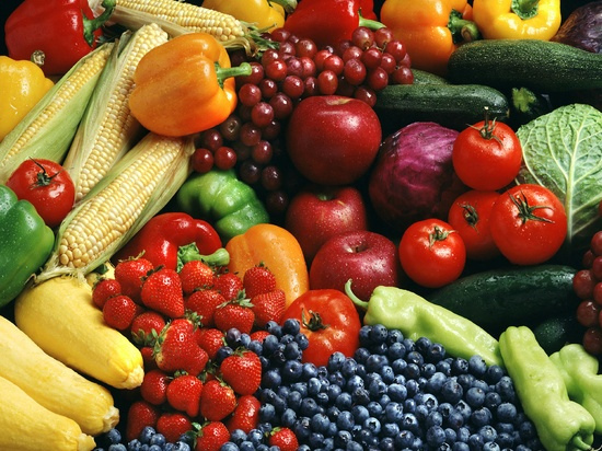 Fruit & Vegetables–the more the better?