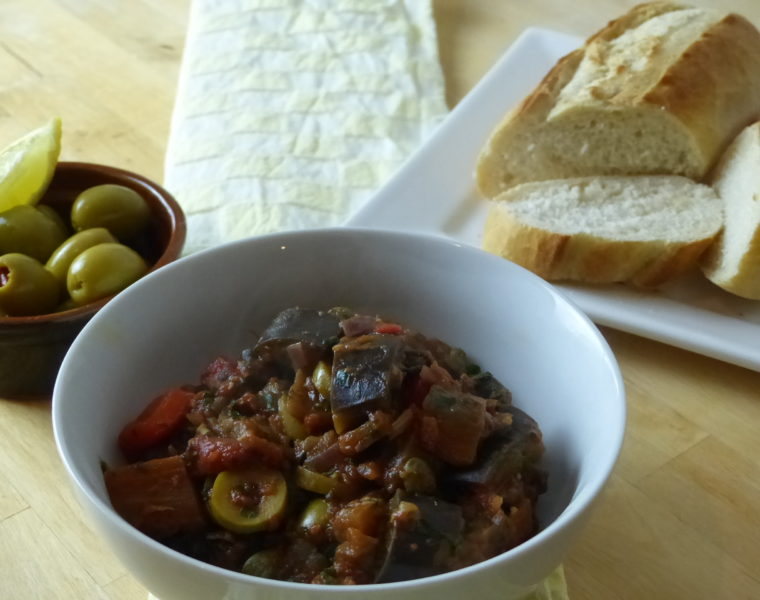 Caponata your way!